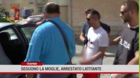 Evaso dai domiciliari, i Carabinieri seguono la moglie: arrestato