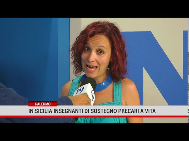 In Sicilia, insegnanti di sostegno precari a vita