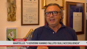 """Lampedusa. Martello: """" i governi hanno fallito sull'accoglienza """""""