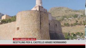 Lavori di adeguamento strutturale per il Castello arabo normanno di Castellammare del Golfo