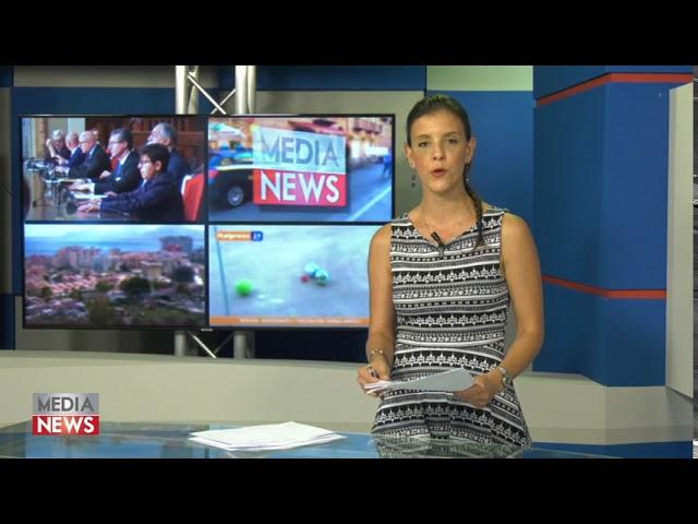 Medianews 16/08/20 1a edizione