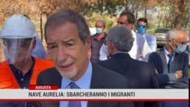 Nave Aurelia. Sbloccata la situazione. I migranti saranno portati fuori dalla provincia aretusea