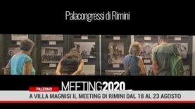 Palermo.  A villa Magnisi il Meeting di Rimini dal 18 al 23 agosto