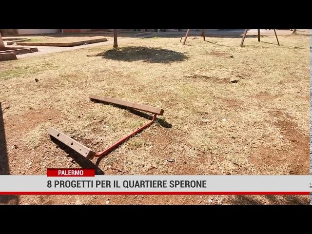 Palermo. Al via i progetti previsti per il quartiere Sperone con i fondi ex Gescal