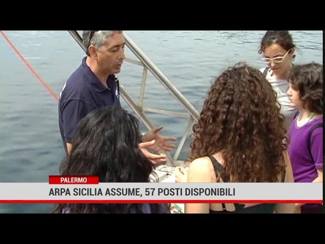 Palermo. Arpa Sicilia assume, 57 posti disponibili