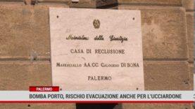 Palermo. Bomba porto, rischio evacuazione anche per l'Ucciardone