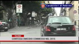 Palermo.Confessa omicidio commesso nel 2015: ritrovato corpo della vittima