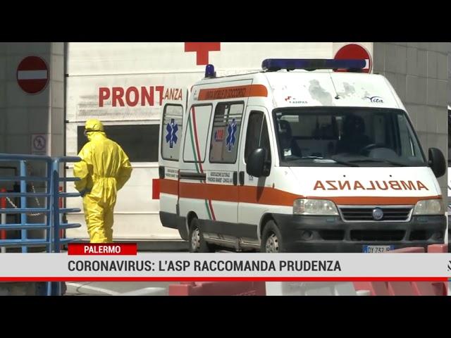 Palermo. Coronavirus: l'Asp raccomanda prudenza