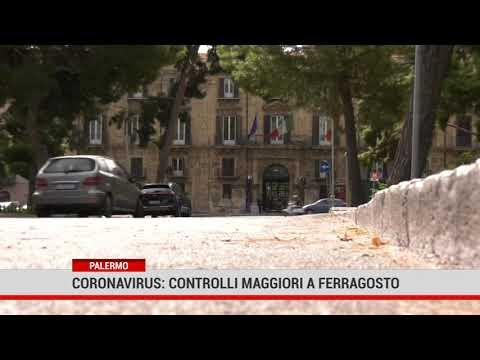 Palermo. Coronavirus: stretta sui controlli in Sicilia