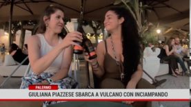 "Palermo. Giuliana Piazzese sbarca a Vulcando con ""Inciampando"""