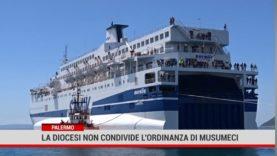 Palermo. La Diocesi non condivide l'ordinanza di Musumeci
