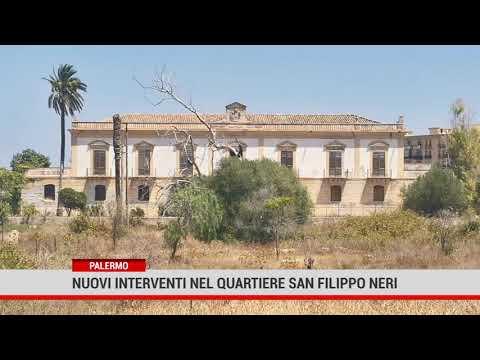 Palermo. Nuovi interventi nel quartiere San Filippo Neri