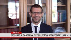 Palermo. Passante autostradale per il porto, recuperati 1,4 mln