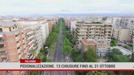 Palermo. Pedonalizzazioni. 13 chiusure fino al 31 ottobre