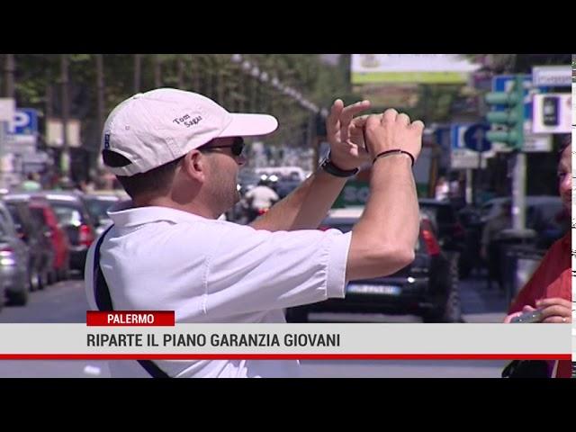 Palermo. Riparte il piano Garanzia Giovani