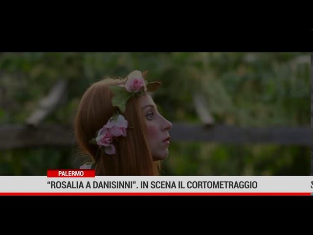 """Palermo. """" Rosalia a Danisinni, il cortometraggio"""