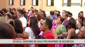 Palermo. Scuole: servono 80 aule per riaprire in sicurezza