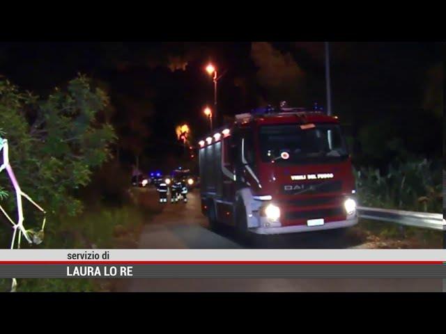 Palermo. Sgomberate 28 famiglie all'Addaura per rischio crollo