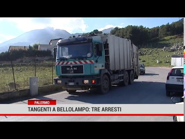 Palermo. Tangenti a Bellolampo: 3 arresti