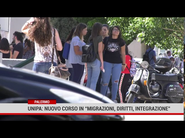 """Palermo. UniPa: nuovo Corso di laurea in """"Migrazioni, diritti, integrazione"""""""