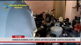 Palermo.  Vendeva bombole gpl senza autorizzazioni di sicurezza