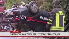 Palermo, vittime della strada: pronto soccorso psicologico