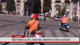 Riattivatala Ztl a Palermo, i dati del traffico e degli accessi