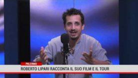 Roberto Lipari nuovo tour ed un film