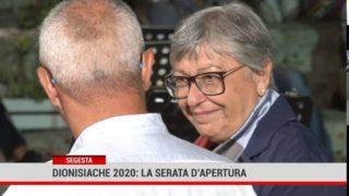 Segesta. Tornano le Dionisiache 2020