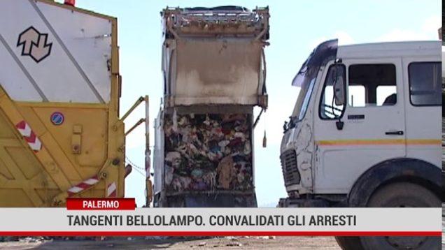 Tangenti Bellolampo. Convalidati gli arresti