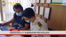 Taormina. Sequestro a 17 albergatori per peculato