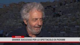 Teatro antico di Segesta, sold out per Nicola Piovani