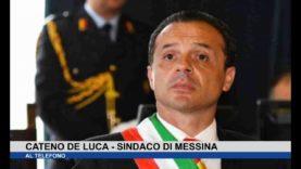 19 LIVE – MESSINA LO STATO DELL'ARTE, SCUOLA E RIFIUTI CON CATENO DE LUCA