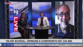 19LIVE 183a puntata del 23.9.20 con Roberto Oddo e Daniela Crimi , M.MURAGLIA, F.BELLIA e M.FRANZO'