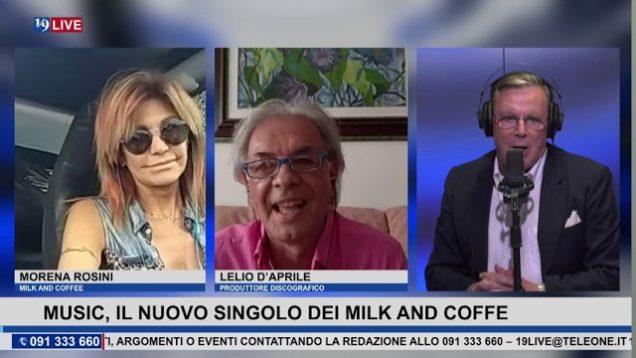 19LIVE – IL NUOVO SINGOLO DEI MILK AND COFFEE