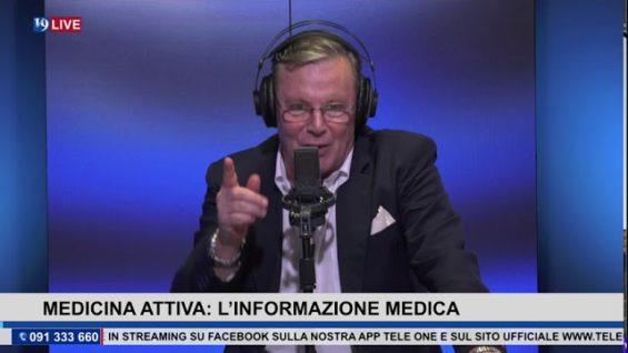 19LIVE  MEDICINA ATTIVA, L'INFORMAZIONE MEDICA