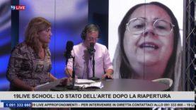 19LIVE SCHOOL – LO STATO DELL'ARTE DOPO LA RIAPERTURA