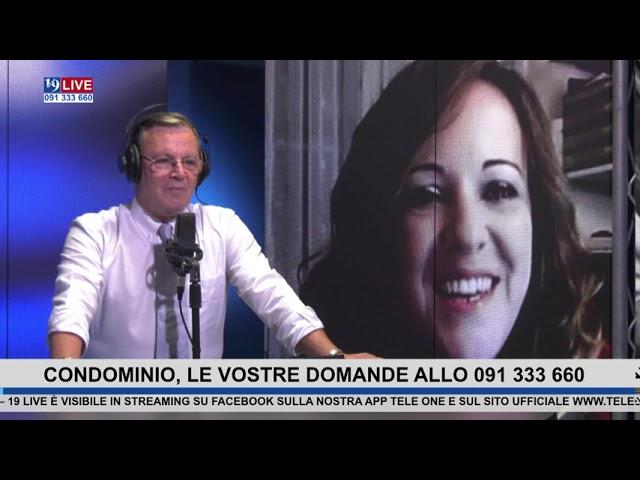 19LIVE TRASMISSIONE DELL 8 SETTEMBRE 2020