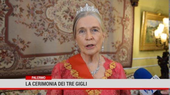 """A Palermo la cerimonia dei """"tre gigli"""""""