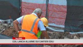 Allarme Cgil: la mafia è presente nei cantieri edili