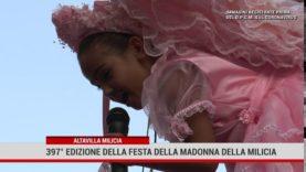 Altavilla Milicia. 397esima edizione della festa della Madonna della Milicia