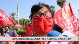 Ancora in piazza gli assistenti igienico personali degli studenti disabili delle scuole siciliane