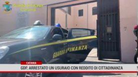 Arrestato un usuraio a Catania, percepiva anche il reddito di cittadinanza