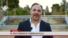 """Bagheria. Al via le serate di """" cinema in villa """""""