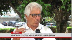 Bagheria. Nel quartiere Santa Marina i residenti lamentano la mancanza di acqua