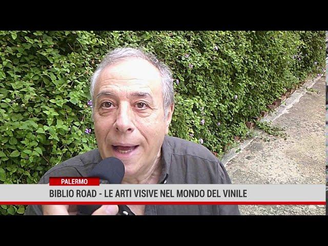 """Carini. Sabato sarà presentato il libro  """"Biblio Road. Le arti visive nel mondo del vinile"""""""