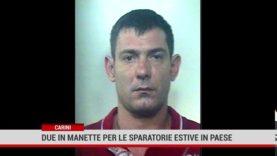Carini, sparatorie in pieno centro: arrestati due uomini
