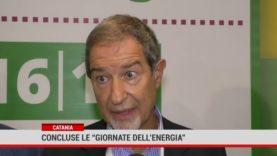 """Catania. Concluse le  """"Giornate dell'Energia"""""""
