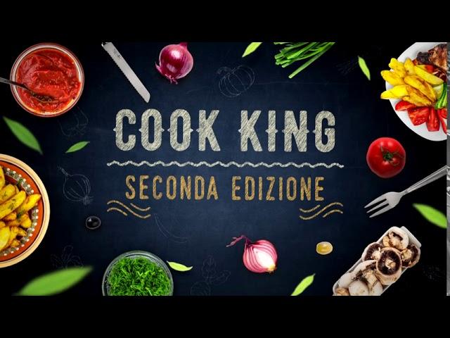 COOK KING PARTECIPA ALLA NUOVA SERIE