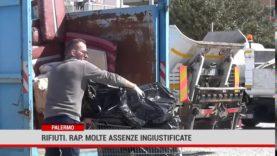 """Emergenza rifiuti a Palermo. Rap: """"Licenzieremo chi fa ostruzionismo""""."""